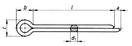 DIN 94 Splint