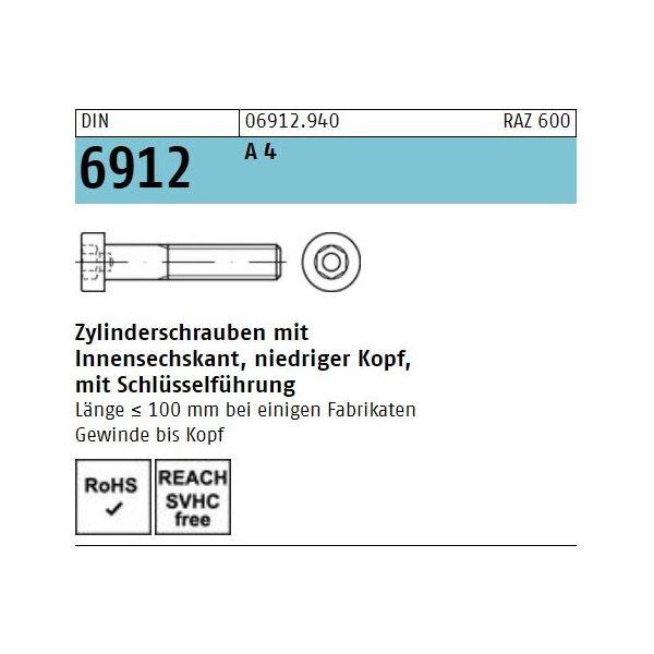 DIN 6912 A 4