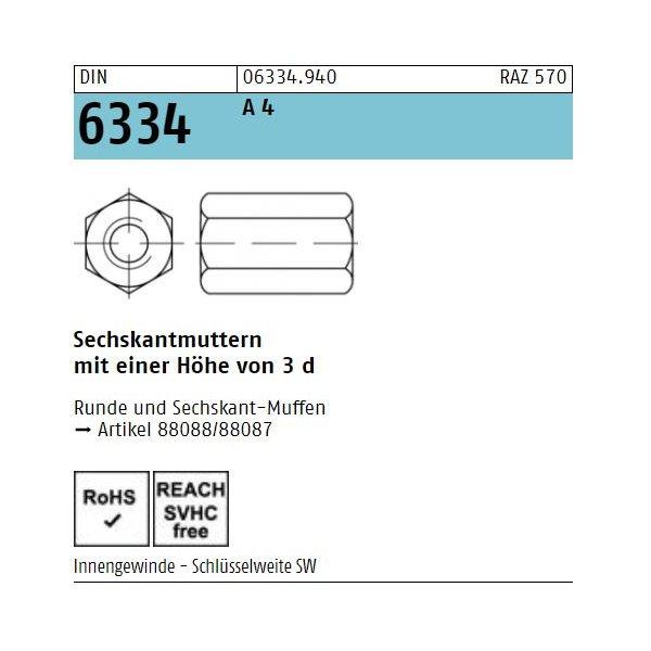 DIN 6334 A4