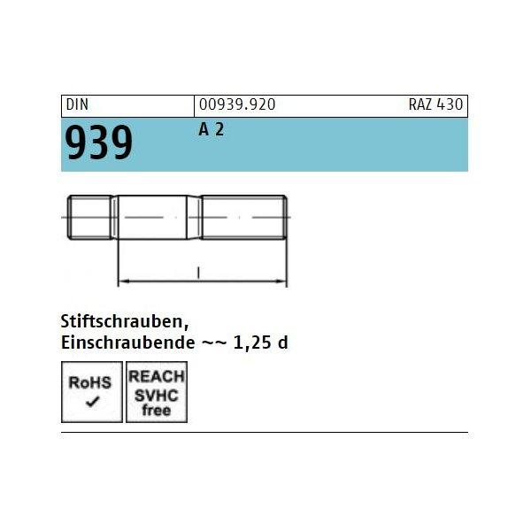 DIN 939 A 2