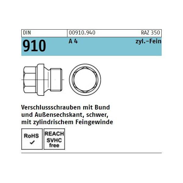 DIN 910 A4