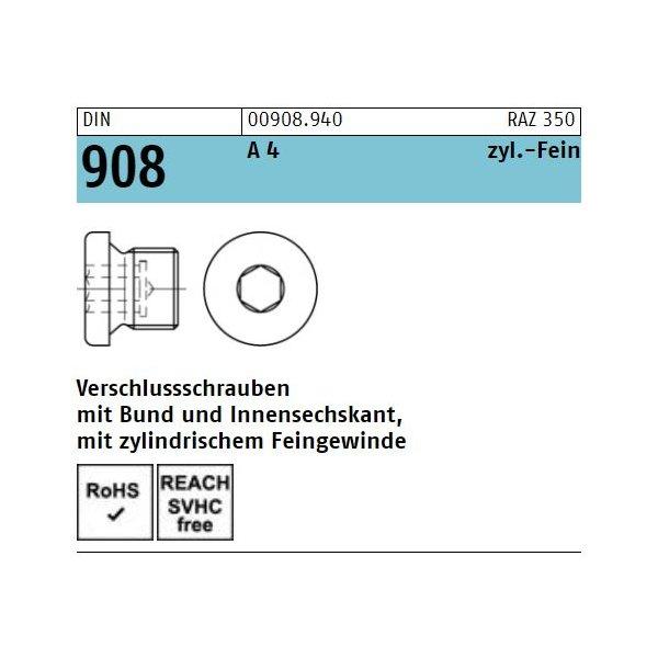 DIN 908 A4
