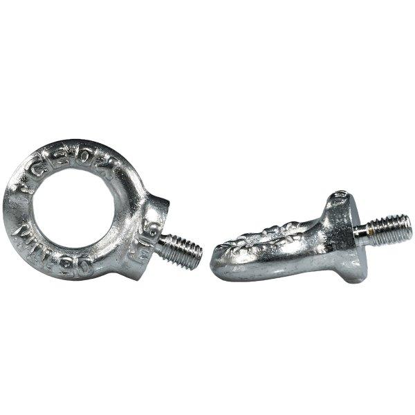 DIN 580 A 2 kleiner Grundkörper