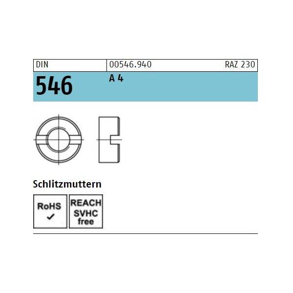 DIN 546 A 4