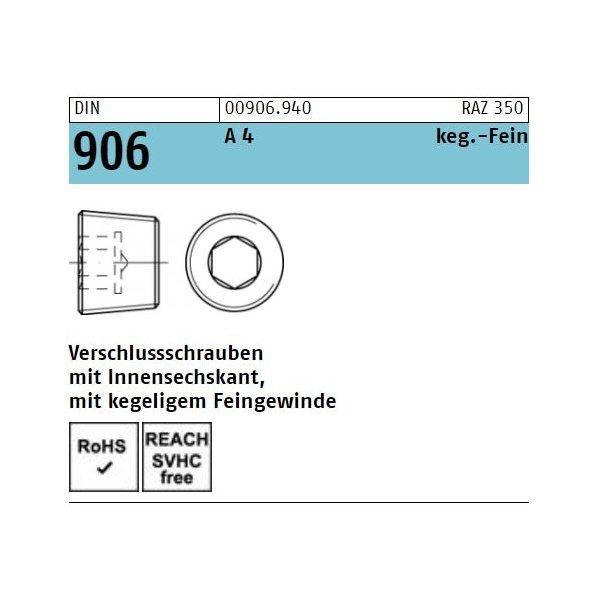 DIN 906 A4
