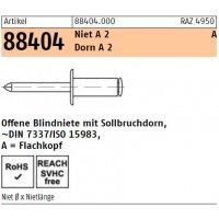 ART 88404 Blindniete A 2/A 2 FLAKO A